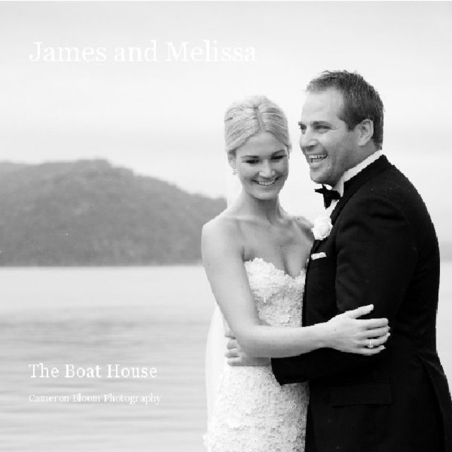 James and Melissa