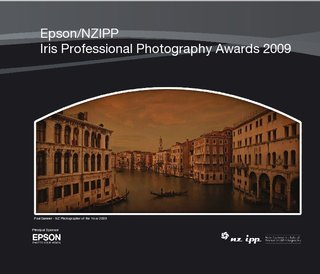 Epson/NZIPP Iris Professional Photography Awards 2009