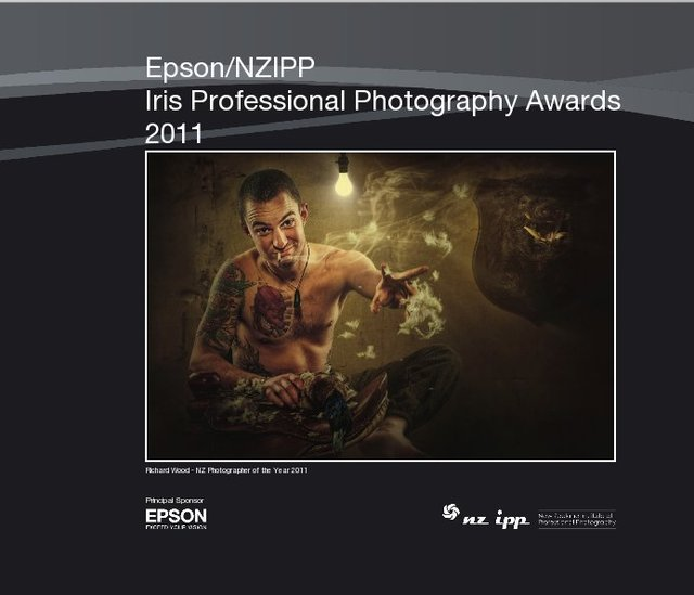 Epson/NZIPP Iris Professional Photography Awards 2011