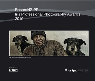Epson/NZIPP Iris Professional Photography Awards 2010