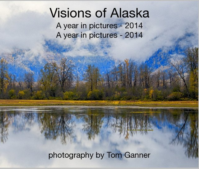 Visions of Alaska E-book