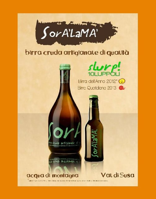 SorAlaMA', Alta Birra Italiana