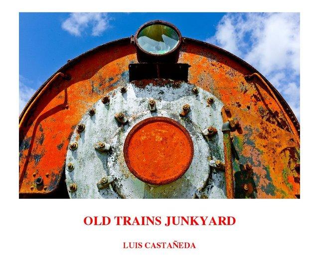 OLD TRAINS JUNKYARD