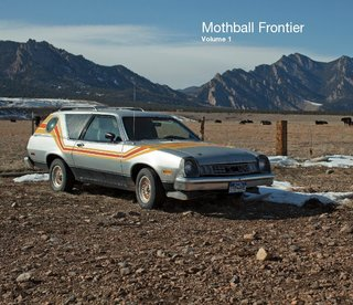Mothball Frontier Volume 1