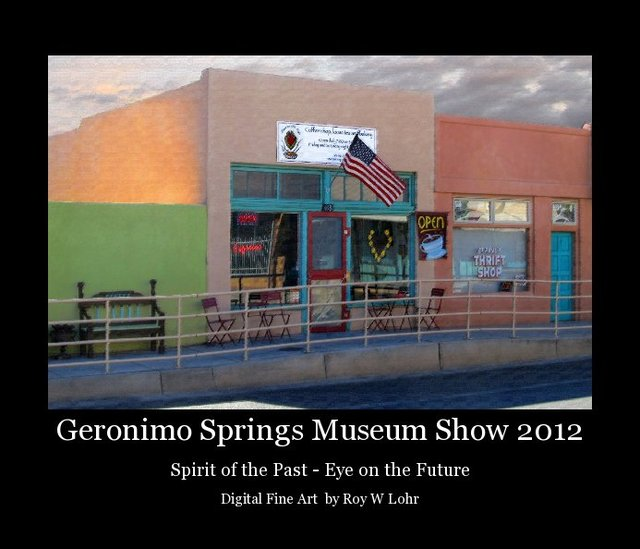 Geronimo Springs Museum Show 2012