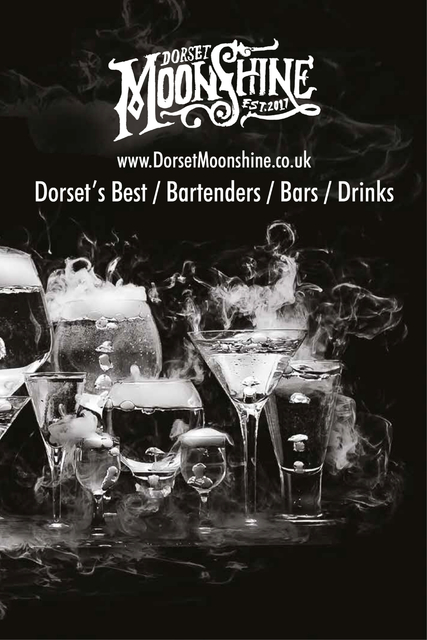 Dorset Moonshine - Dorset's Best / Bartenders / Bars / Drinks - Edition 01