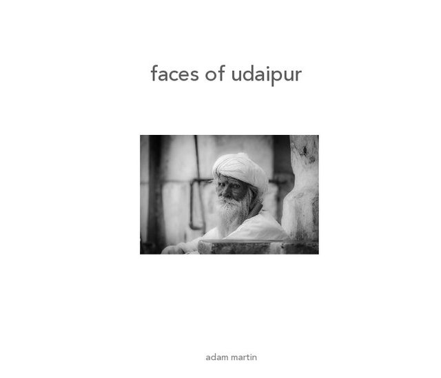 Faces of Udaipur