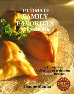 Ultimate Family Favorites Cookbook