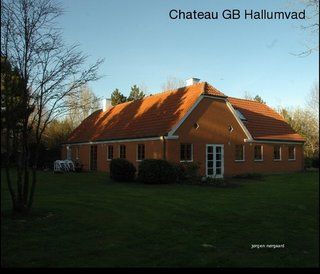 Chateau GB Hallumvad