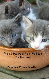 Maui Moved Her Babies On The Farm