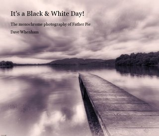 It&#x27;s a Black &amp; White Day!
