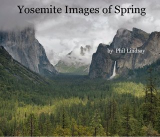 Yosemite Images of Spring