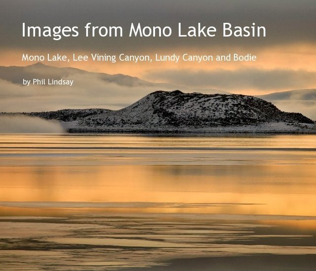 Images from Mono Lake Basin