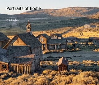 Portraits of Bodie