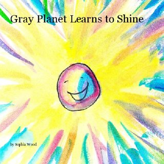 Gray Planet Learns to Shine