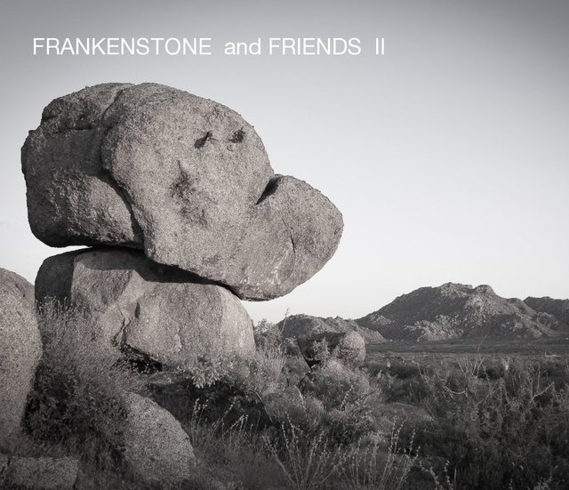 Frankenstone and Friends II