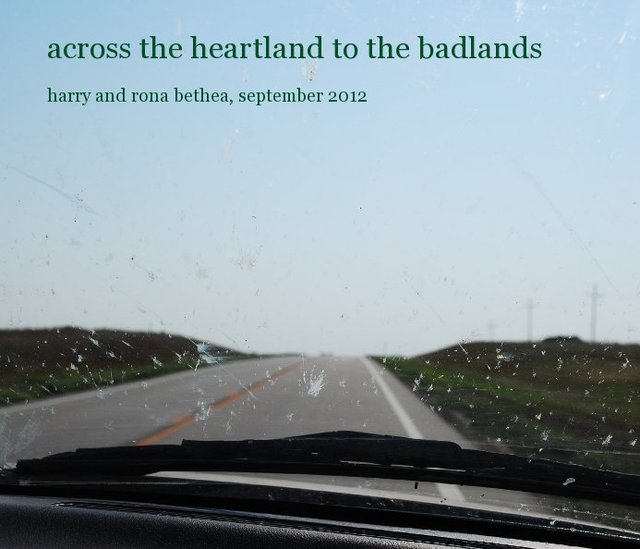 across the heartland to the badlands