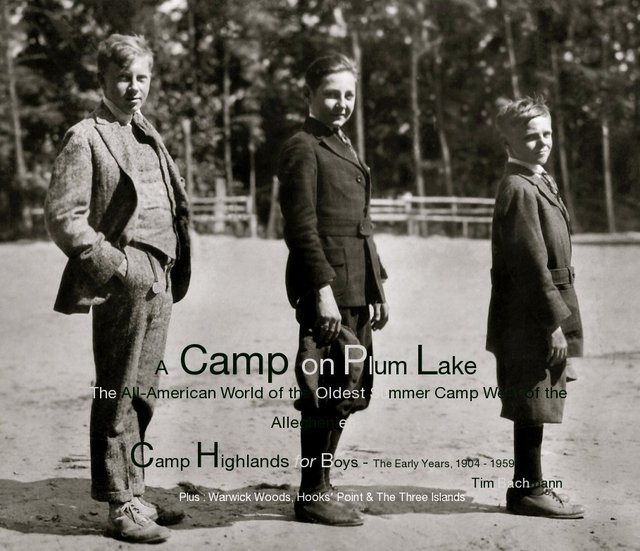 A Camp on Plum Lake