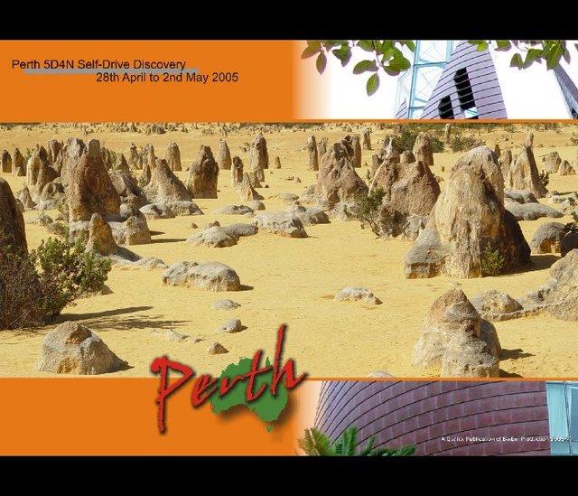 Touring Western Australia - Perth