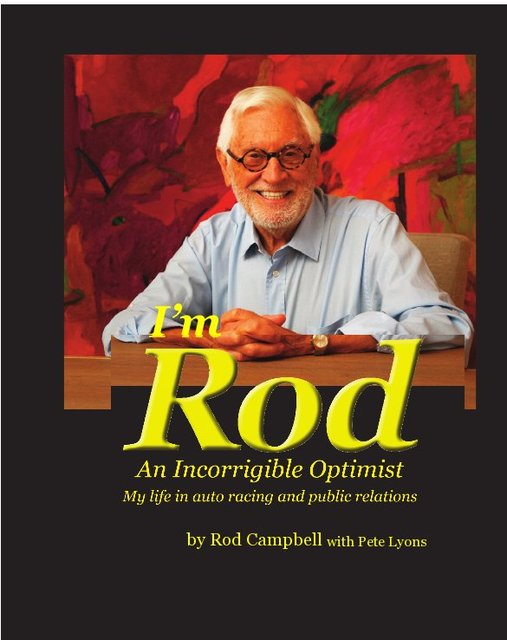 I'm Rod, An Incorrigible Optimist