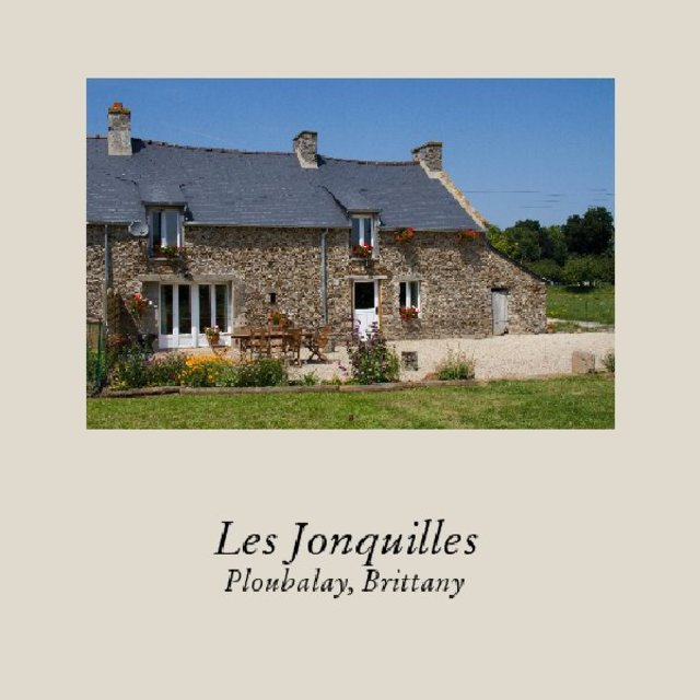 Les Jonquilles, Ploubalay, Brittany