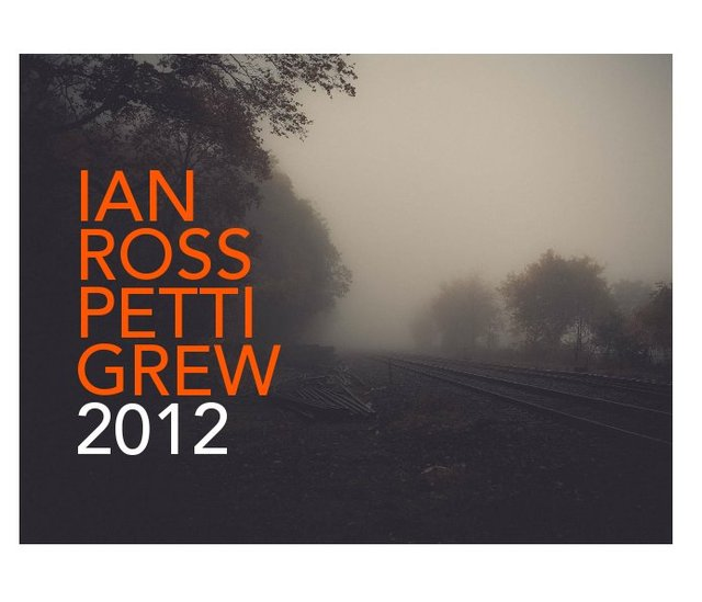 Ian Ross Pettigrew 2012