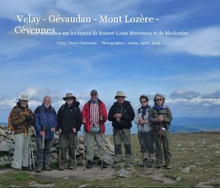 Velay - Gvaudan - Mont Lozre - Cvennes