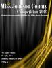 Miss Johnson County 2016 Competition Program - Entertainment e-book