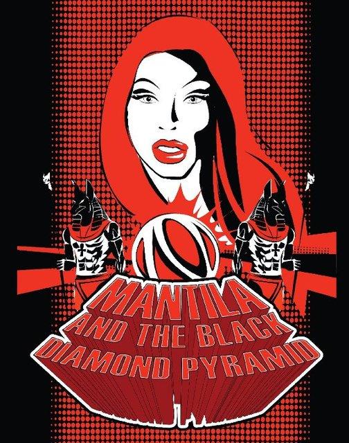 Mantila and The Black Diamond Pyramid