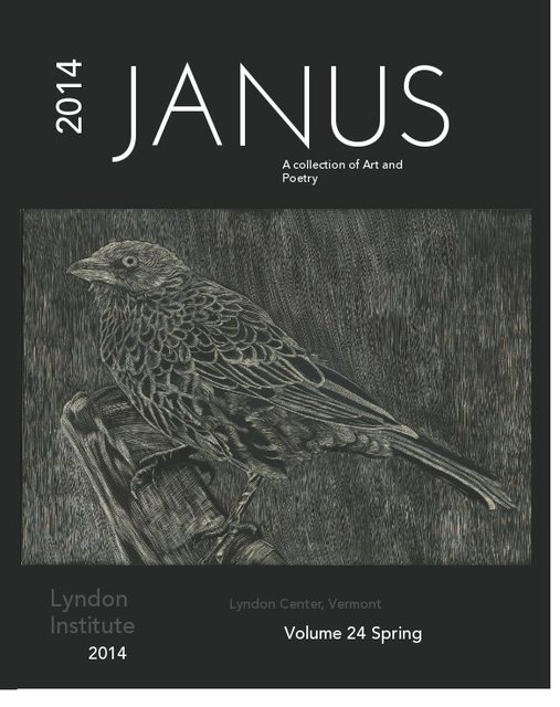 Janus Spring 2014 Art and Poetry Magazine