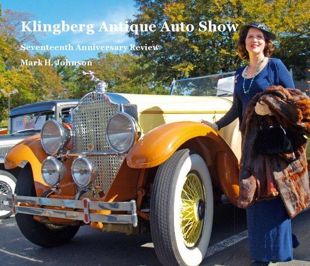 Klingberg Antique Auto Show