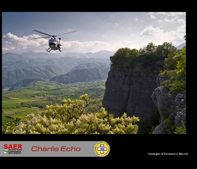 Charlie Echo - HEMS Helicopter
