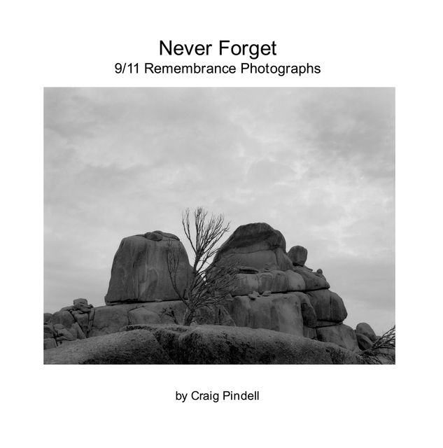 Never Forget 9/11 Remembrance Photographs