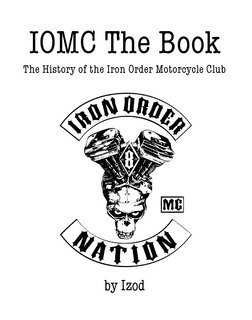 IOMC The Book