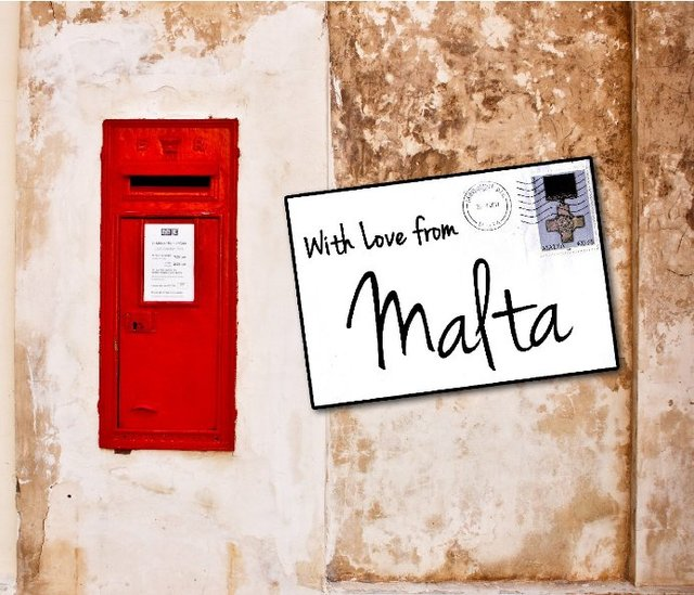 With Love from Malta
