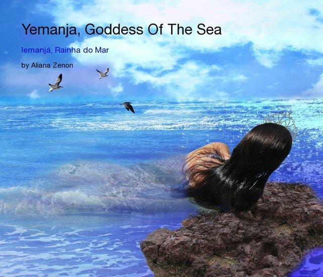 Yemanja, Goddess Of The Sea
