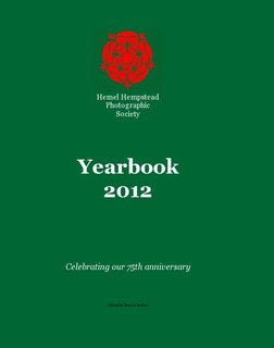 Hemel Hempstead Photographic Society Yearbook 2012