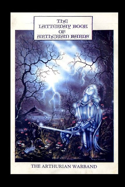 The Latterday Book of Arthurian Bards