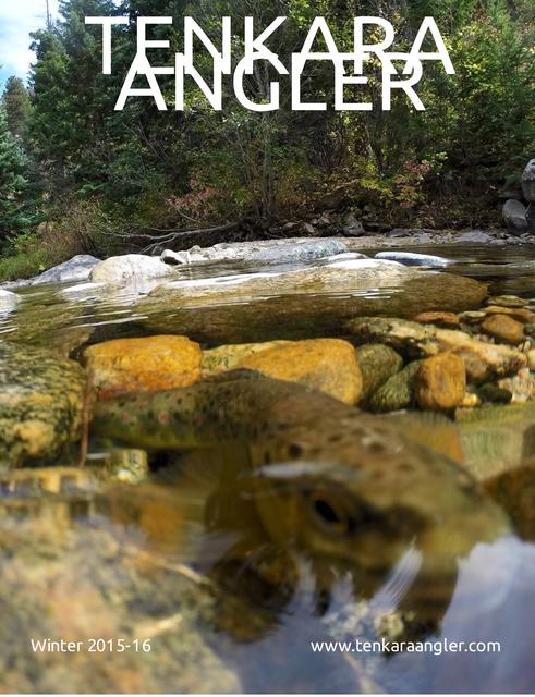 Tenkara Angler (Premium) - Winter 2015-16