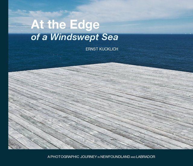 At the Edge of a Windswept Sea