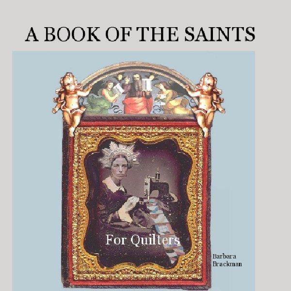 A Book Of The Saints Ebook By Barbara Brackman