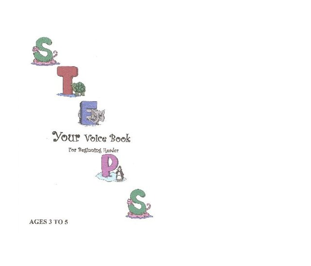 S T E P S your voice book