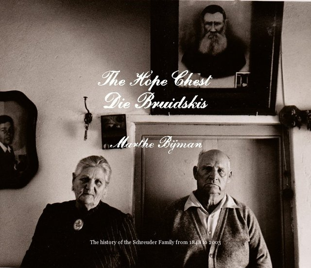 The Hope Chest - Die Bruidskis