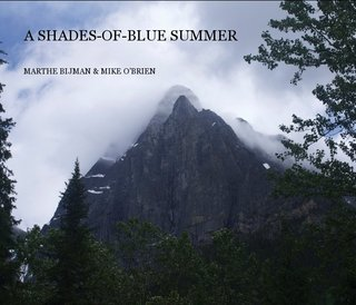 A Shades-Of-Blue Summer