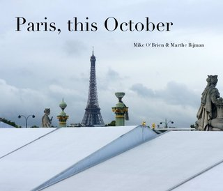 Paris, this October