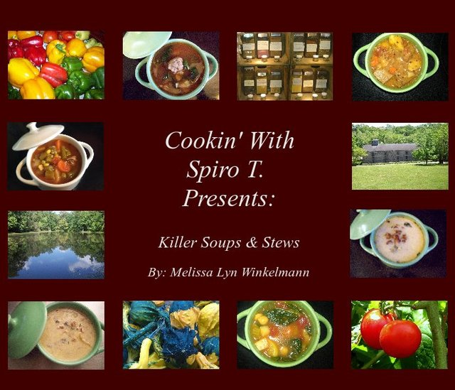 Cookin' With Spiro T. Presents: