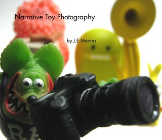Narrative Toy Photography
