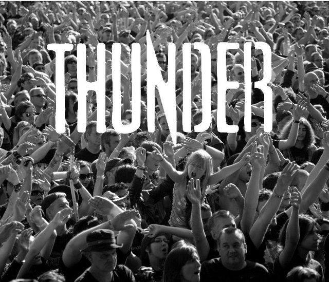 Thunder Book1