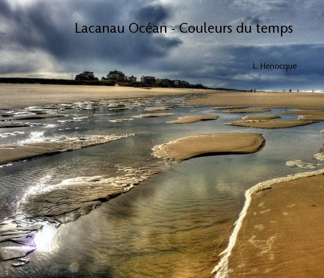 Lacanau Océan - Couleurs du temps