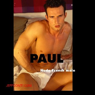 PAUL Nude French male